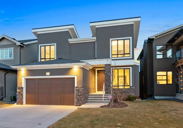 111 Aspen Summit Vw Sw in Aspen Woods Calgary MLS® #C4245095