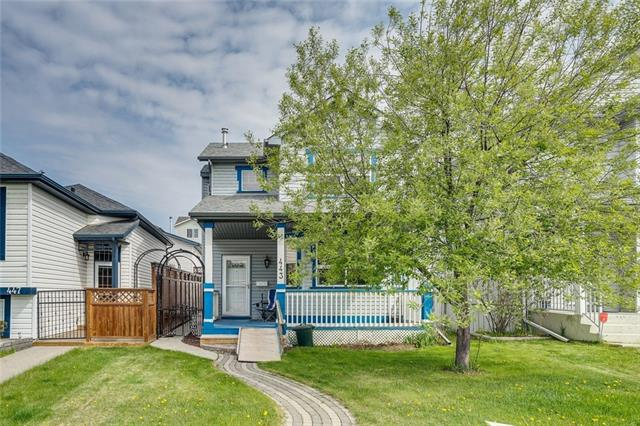 443 Coventry RD Ne in Coventry Hills Calgary MLS® #C4245179