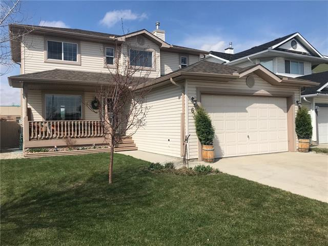 6 Canoe Ci Sw in Canals Airdrie MLS® #C4245377