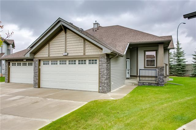 #114 100 Coopers Cm Sw, Airdrie, Coopers Crossing real estate, Attached Airdrie homes for sale