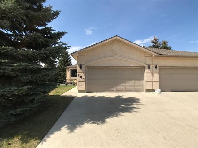503 High View Pa Nw in High River Golf Course High River MLS® #C4245688