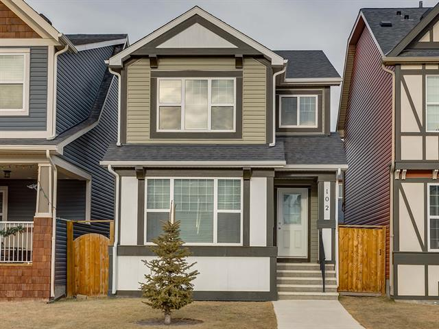 102 Evansborough Cm Nw in Evanston Calgary MLS® #C4245888