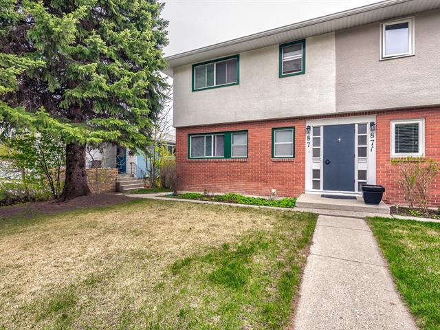 87 Cambrian DR Nw in Rosemont Calgary MLS® #C4245893
