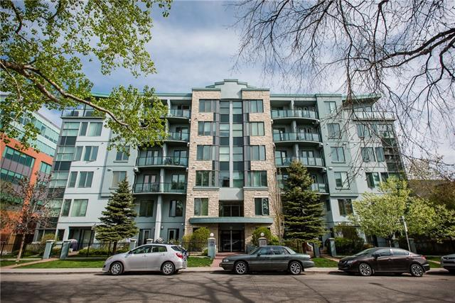 #507 328 21 AV Sw, Calgary, Mission real estate, Apartment Calgary homes for sale