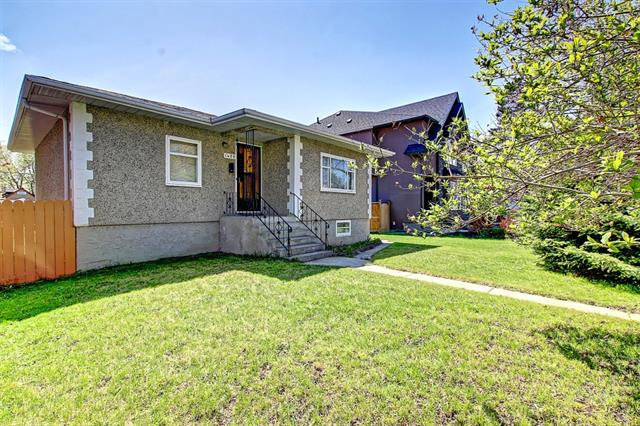 1429 22 AV Nw in Capitol Hill Calgary MLS® #C4246122