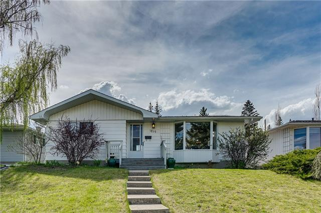 1819 Canberra RD Nw in Collingwood Calgary MLS® #C4247549