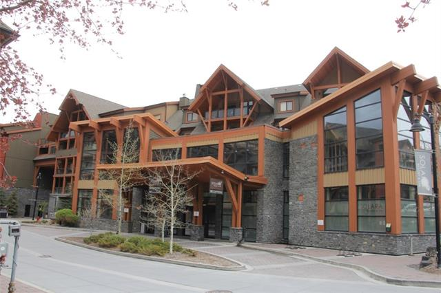 #312 173 Kananaskis Wy, Canmore, Bow Valley Trail real estate, Apartment Canmore homes for sale