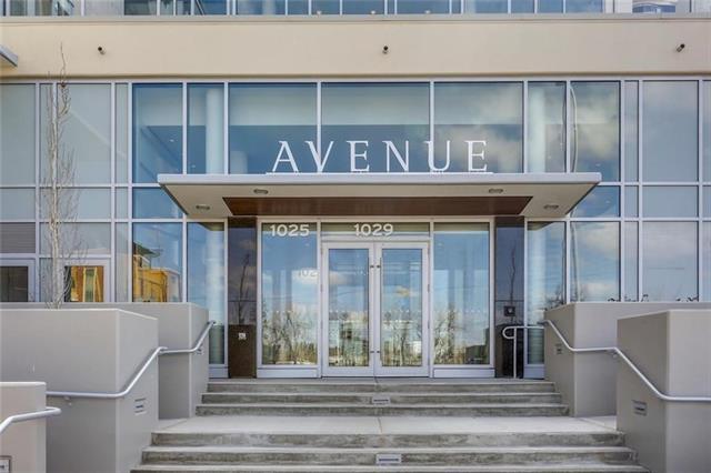 #413 1025 5 AV Sw in Downtown West End Calgary MLS® #C4248842